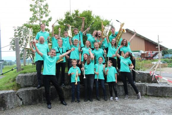 Jugendmusiktreffen 2016 in Waldkirch