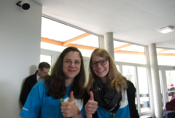 Wir halfen mit am Musikfest in Montreux